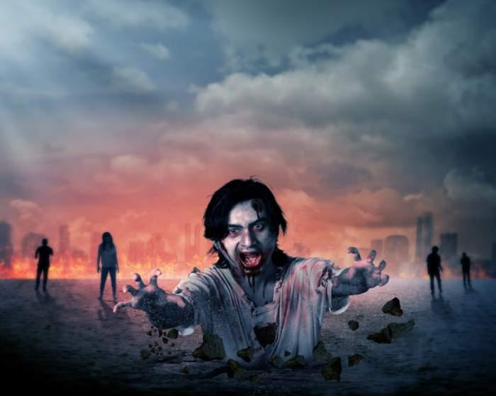 Wie kann man sich auf eine Zombi-Apokalypse vorbereiten?