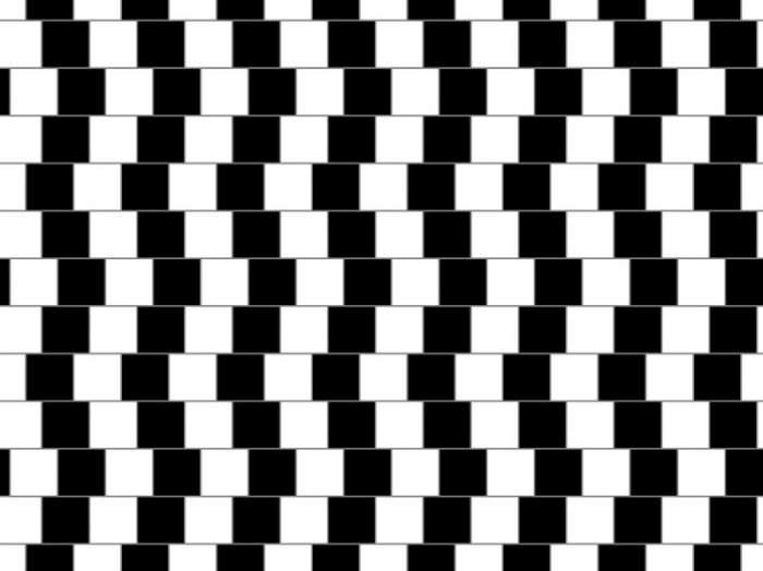 Optische Täuschungen: 5 Bilder, die dein Gehirn auf die Probe stellen!