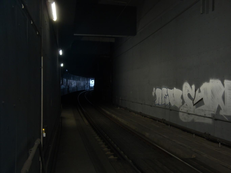 Nicht alle U-Bahn-Tunnel in Wien sind der Öffentlichkeit bekannt.