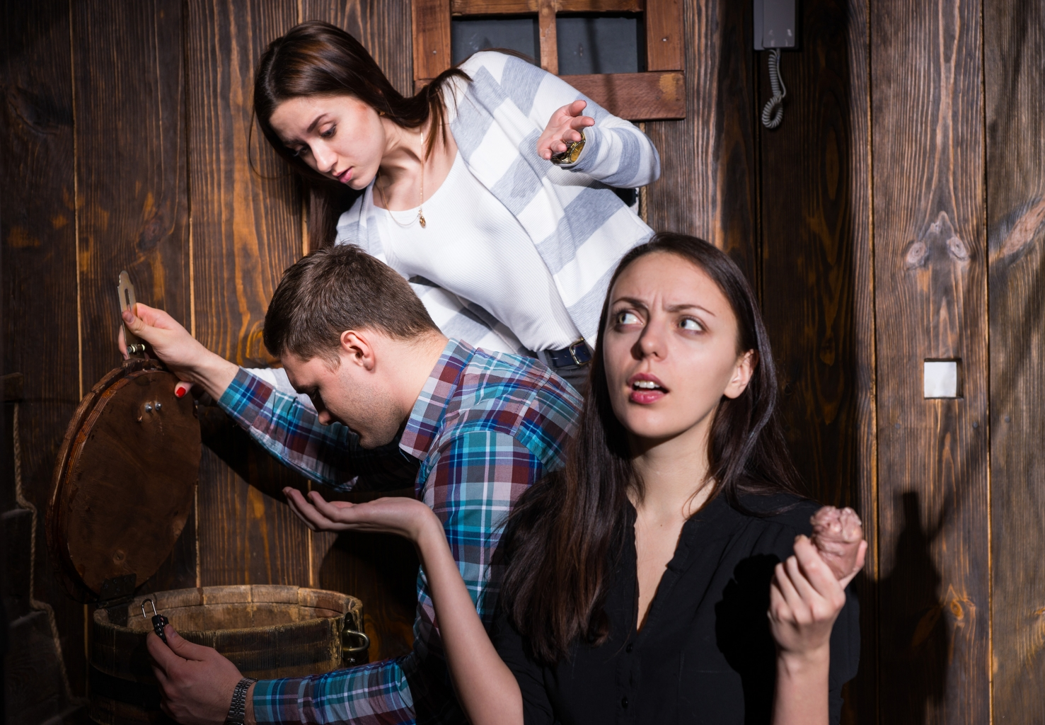 Wie Teambuilding Spaß macht– der Escape Room Wien