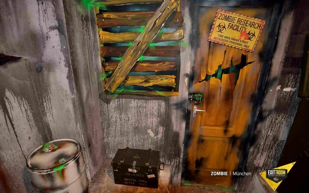 Im Herbst die Zombie Apokalypse im Escape Room Wien erleben