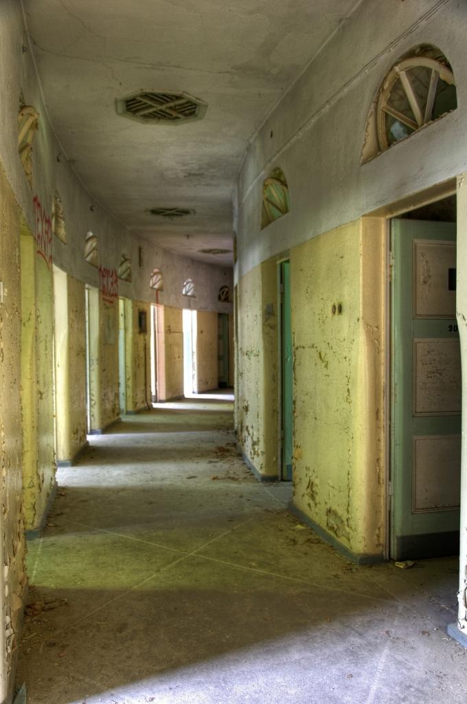 5 völlig verlassene Orte in Wien