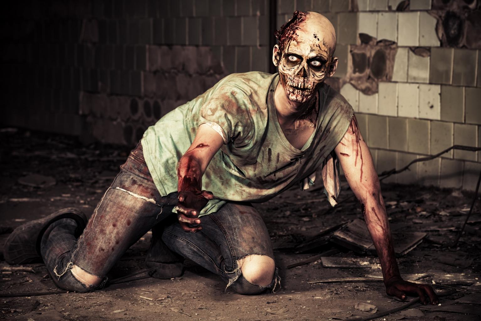 Überall in Wien sind Zombies? So kannst du überleben!