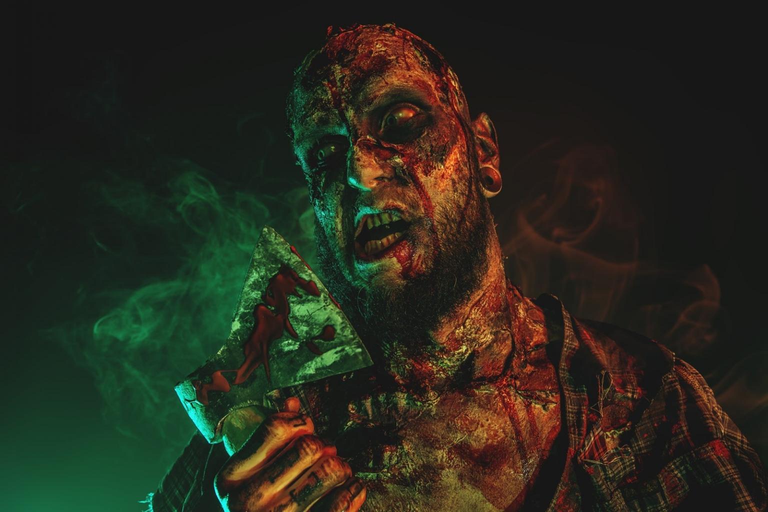 Unter dem Stephansdom bist du sicher vor den Zombies
