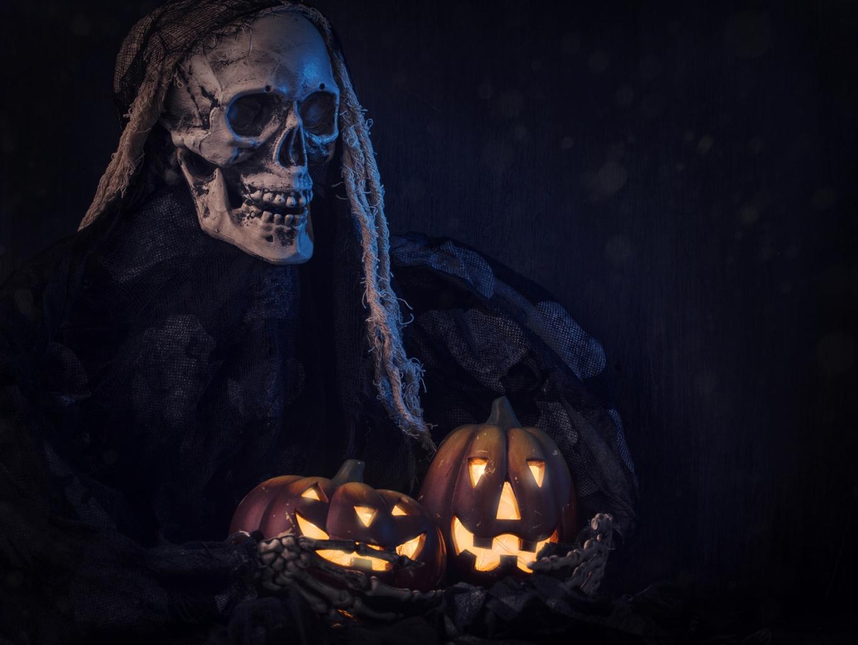 Wien an Halloween! du wirst das nicht glauben