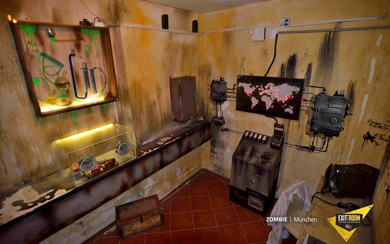 Zombie - Exit The Room