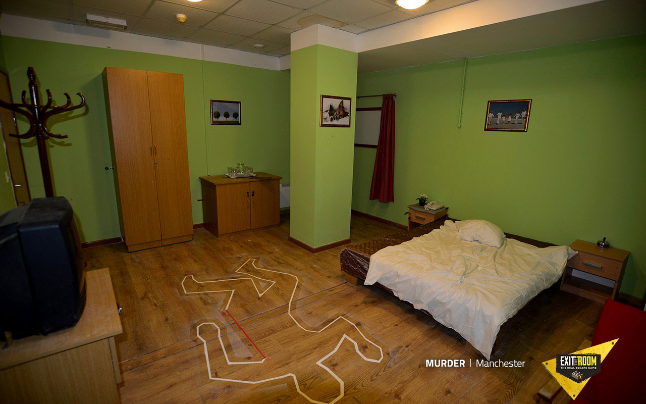Murder Escape Room - Exit The Room